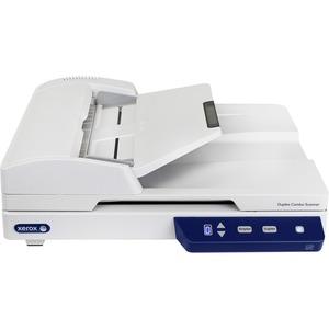 Xerox XD-COMBO Flatbed/ADF Scanner - 600 dpi Optical - TAA Compliant - 24-bit Color - 8-bit Grayscale - 25 ppm (Mono) - 25