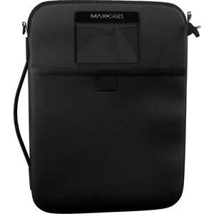 """MAXCases Carrying Case (Sleeve) for 11"""" Apple Tablet, iPad - Black - Water Resistant, Scratch Resistant, Drop Resistant, B"""