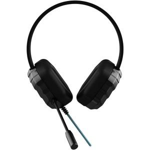 Gumdrop DropTech B1 Headsets - Stereo - Mini-phone (3.5mm) - Wired - Over-the-head - Binaural - Circumaural - 6 ft Cable -