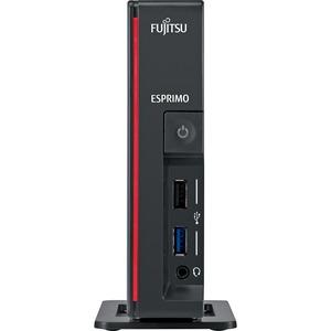 Desktop Computer Fujitsu ESPRIMO G558 - Intel Core i3 9th Gen i3-9100 3,60 GHz Prozessor - 8 GB RAM DDR4 SDRAM - 256 GB SS