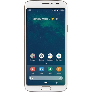 "Doro 8080 32 GB Smartphone - 14.5 cm (5.7"") 1440 x 720 - 3 GB RAM - Android 9.0 Pie - 4G - White - Bar - Qualcomm Snapdrag"