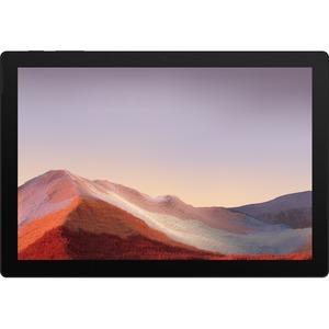 """Tablette Microsoft Surface Pro 7 - 31,2 cm (12,3"""") - 8 Go RAM - 256 Go SSD - Windows 10 Professionnel - Noir mat - Intel C"""
