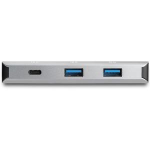 StarTech.com 4-Port USB-C Hub 10 Gbit/s - 3x USB-A & 1x USB-C - UASP-Support - 3 Total USB Port(s) - 3 USB 3.1 Port(s) - M