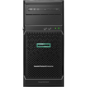 HPE ProLiant ML30 G10 4U Tower Server - 1 x Intel Xeon E-2224 3.40 GHz - 16 GB RAM - Serial ATA/600 Controller - 1 Process