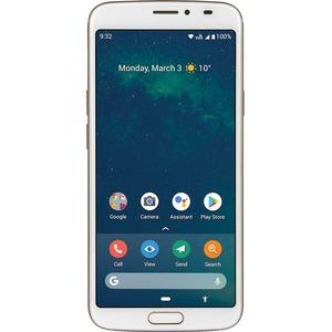 "Smartphone Doro 8080 32 Go - Écran - Écran 14,5 cm (5,7"") HD 720 x 1440 - 2 GHz - 3 Go RAM - Blanc - Barre - 1 Support de"