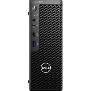 Dell Precision 3000 3240 Workstation - Intel Core i5 Hexa-core (6 Core) i5-10500 10th Gen 3.10 GHz - 8 GB DDR4 SDRAM RAM -