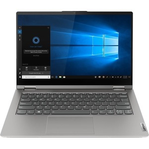 """Lenovo-IMSourcing ThinkBook 14s Yoga ITL 20WE001CUS 14"""" Touchscreen Rugged 2 in 1 Notebook - Full HD - 1920 x 1080 - Intel"""