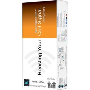 Smoothtalker Stealth Z1-65dB Building Cellular Signal Booster - City - 824 MHz, 1850 MHz to 894 MHz, 1990 MHz - Omni-direc