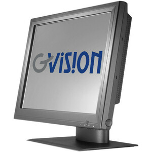 """GVision P17BH-AB-459G 17"""" LCD Touchscreen Monitor - 5 ms - 17"""" Class - 5-wire Resistive - 1280 x 1024 - SXGA - Adjustable"""