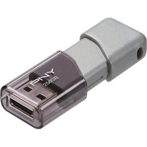 PNY 256GB Turbo 3.0 USB 3.0 Flash Drive - 256 GB - USB 3.0 3.0 FLASH DRIVE