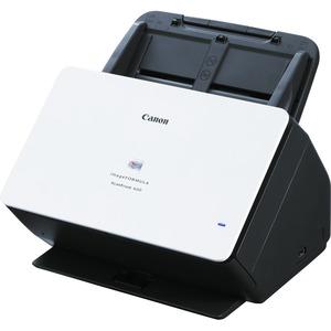Canon imageFORMULA ScanFront 400 Sheetfed Scanner - 600 dpi Optical - 24-bit Color - 45 ppm (Mono) - 45 ppm (Color) - Dupl