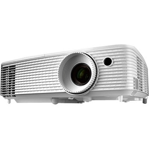 Optoma EH400 3D DLP Projector - 16:9 - 1920 x 1080 - Ceiling, Front - 1080p - 5000 Hour Normal Mode - 6000 Hour Economy Mo