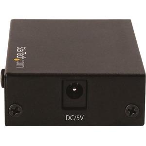 StarTech.com Audio/Video-Schalter - Kabel - TAA-konform - 3840 × 2160 - 4K - 2 Eingabegerät - 1 Display - Display, Projekt