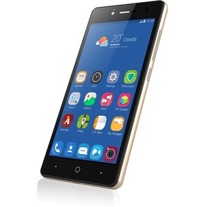 ZTE Blade L7 8 GB Smartphone - 12,7 cm (5 Zoll)FWVGA 480 x 854 - Quad-Core 1,20 GHz - 1 GB RAM - Android 6.0 Marshmallow -