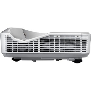 Optoma ZH420UST 3D Ready Ultra Short Throw Laser Projector - 16:9 - 1920 x 1080 - Ceiling, Front, Rear - 1080p - 20000 Hou