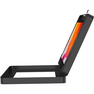 CTA Digital Locking Wall Mount - CTA Paragon Premium Locking Wall Mount Enclosure for iPad 8th Gen, iPad Air 4, Galaxy Tab