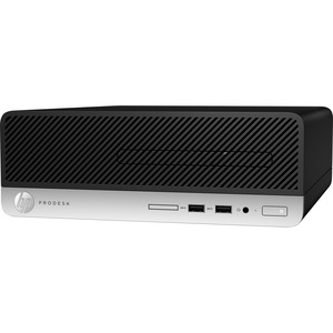HP Business Desktop ProDesk 400 G6 Desktop Computer - Intel Core i5 9th Gen i5-9500 3 GHz - 8 GB RAM DDR4 SDRAM - 256 GB S