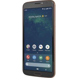 "Doro 8080 32 GB Smartphone - 14.5 cm (5.7"") HD 1440 x 720 - 3 GB RAM - Android 9.0 Pie - 4G - Black - Bar - Qualcomm Snapd"