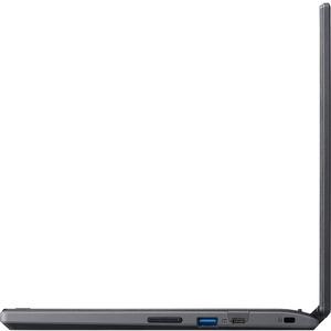 "Acer Chromebook Spin 311 R721T R721T-62ZQ 11.6"" Touchscreen 2 in 1 Chromebook - HD - 1366 x 768 - AMD A-Series A6-9220C Du"