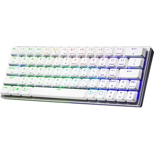 Cooler Master SK622 Gaming Keyboard - Wired/Wireless Connectivity - Bluetooth - USB 2.0 Type A Interface - Mac OS, Android
