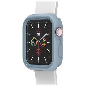 OtterBox EXO Edge Case for Apple Watch - Lake Mist Blue - Smooth - Bump Resistant, Scrape Resistant, Crack Resistant - Pol