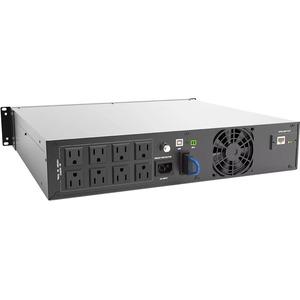 N1C Technologies N1C.L1000 1kVA Rack/Tower UPS - 2U Rack/Tower - 13 Minute Stand-by - 120 V AC Input - 110 V AC, 120 V AC