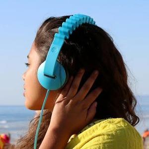 INNO Wave Headphone - Stereo - Beige - Wired - Over-the-head - Binaural - Circumaural - Noise Canceling NOISE CANCELLATION