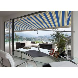 ADVANING L (Luxury) Manual Awning MANUAL RETRACTABLE AWNING 6FT PROJ