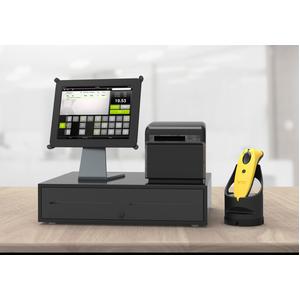 Station d'Accueil/Base Socket Mobile - Connexion pour Lecteur RFID, Scanner de Codes à Barres - Capacité de chargement - I