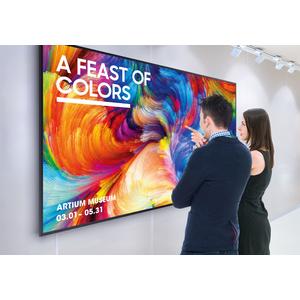 "Samsung QM55R Digital Signage Display - 55"" LCD 1.70 GHz - 2.50 GB - 3840 x 2160 - Edge LED - 500 Nit - 2160p - HDMI - USB"
