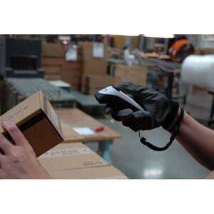 Handheld Scanner de code à barre Socket Mobile DuraScan D740 - Noir - Sans fil Connectivité - 495,30 mm Distance de lectur