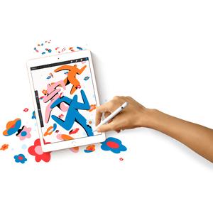 "Apple iPad (8th Generation) Tablet - 25.9 cm (10.2"") Quad-core (4 Core) - 3 GB RAM - 128 GB Storage - iPadOS 14 - 4G - Spa"