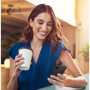 Samsung Galaxy A12 SM-A125F/DSN 64 GB Smartphone - 16,5 cm (6,5 Zoll) Aktivmatrix-TFT / LCD HD+ 720 x 1600 - 4 GB RAM - An