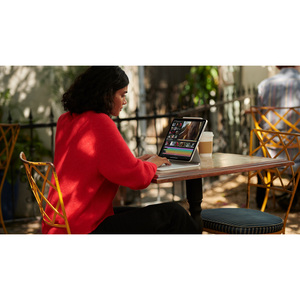 Apple iPad Pro (5th Generation) Tablet - 32,8 cm (12,9 Zoll) - M1 Octa-Core - 8 GB RAM - 128 GB - iPadOS 14 - Grau - Apple