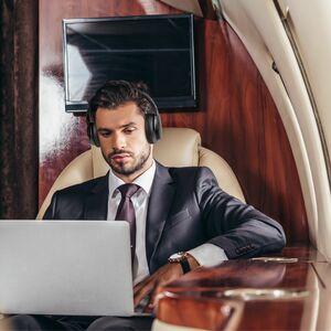 Morpheus 360 Krave HD Wireless over-ear Headphones - Bluetooth Headset with Microphone - HP7850HD - Qualcomm® aptX™ High-D