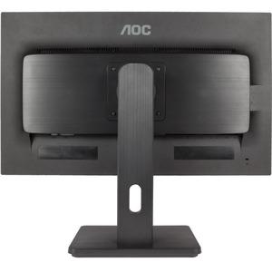 AOC Pro-line E2475PWJ 59,9 cm (23,6 Zoll) Full HD LED LCD-Monitor - 16:9 Format - Schwarz - 1920 x 1080 Pixel Bildschirmau