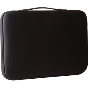 """V7 Elite CSE4-BLK-9N Carrying Case (Sleeve) for 13.3"""" MacBook Air - Black - Neoprene - Handle - 10.1"""" Height x 13.7"""" Width"""