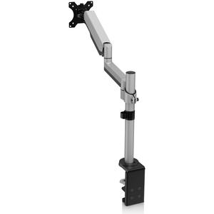 V7 DM1TA-1E Tischhalterung für Monitor - Silber - 1 Unterstützte(r) Display(s)Bildschirmgröße: 81,3 cm (32 Zoll) - max. 8