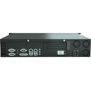 Milestone Systems Husky M50 Network Video Recorder - Network Video Recorder - HDMI - DVI 8X2TB RAID 8 DEV LICS MAX 80 DEV-20