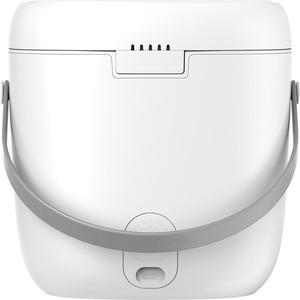 V7 Portable UV-C Sterilizer - Rubber COMPACT UV STERILIZER W/LED DISPLAY