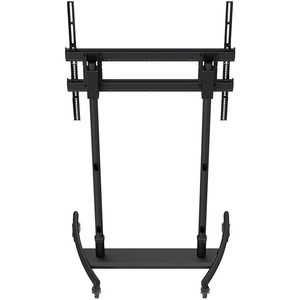 """Premier Mounts Large Format Mobile Cart for Flat-panels up to 300 lbs - Up to 98"""" Screen Support - 300 lb Load Capacity -"""