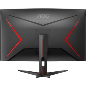 AOC C32G2ZE 80 cm (31,5 Zoll) Full HD Gekrümmter Bildschirm WLED Gaming-LCD-Monitor - 16:9 Format - Schwarz - 812,80 mm Cl