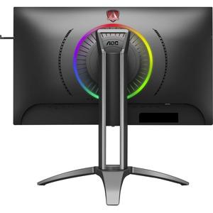 AOC AGON AG273QXP 68,6 cm (27 Zoll) WQHD WLED Gaming-LCD-Monitor - 16:9 Format - Schwarz - 685,80 mm Class - Nano-In-Plane