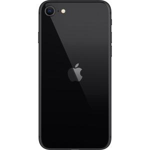 Apple iPhone SE 64 GB Smartphone - 11,9 cm (4,7 Zoll) LCD HD 750 x 1334 - 3 GB RAM - iOS 13 - 4G - Schwarz - Bar - 2 SIM S