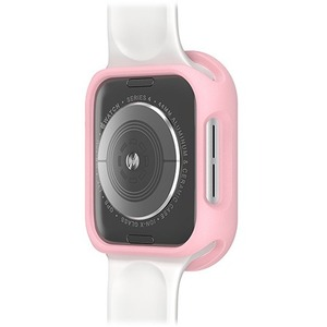 OtterBox EXO Edge Case for Apple Watch - Summer Sunset Pink - Smooth - Bump Resistant, Scrape Resistant, Crack Resistant -