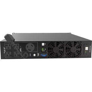 N1C Technologies N1C.L3000 3kVA Rack/Tower UPS - 2U Rack/Tower - 13 Minute Stand-by - 120 V AC Input - 110 V AC, 120 V AC