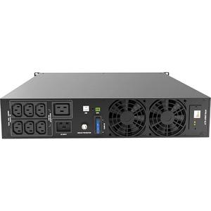 N1C Technologies N1C.L3000G 3kVA Rack/Tower UPS - 2U Rack/Tower - 13 Minute Stand-by - 230 V AC Input - 208 V AC, 220 V AC