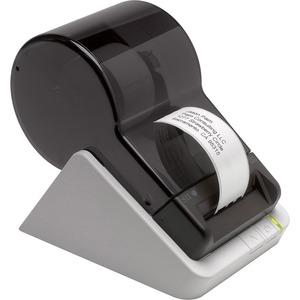 "Seiko Instruments Versatile Desktop Label Printer, 2.76""/Second, USB - 2.28"" Print Width - 2.76 in/s Mono - 203 dpi - 2.28"