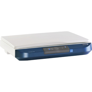 Xerox DocuMate 4700 Large Format Flatbed Scanner - 600 dpi Optical - 24-bit Color - 8-bit Grayscale - USB 3.5SEC PER PAGE