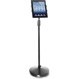 Kantek Tablet Floor Stand - Floor Stand - Black TABLETS